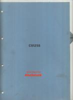 Honda CB125S CB125J (1976 >>) Genuine Factory PDI Set-Up Manual CB 125 S J BZ57