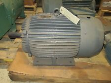 Toshiba World Energy Series 3-Phase Induction Motor B0306FLF1UC 30HP 1170RPM