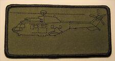 "Patch Patch nombre escudo Eurocopter ""Cougar""/""super puma""... a3691"