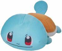 Pokemon Center Japan Official SQUIRTLE Munyumaru Beanie Plush Mint USA Seller