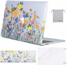 For MacBook Pro 13 inch Case A2159 A1989 A1706 A1708, Plastic Pattern Hard Shell