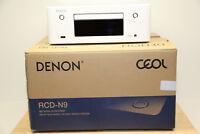 Denon RCD-N9 CEOL High-End Netzwerk CD Kompaktreceiver WiFi Bluetooth W.NEU/OVP