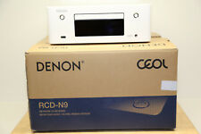 Denon RCD-N9 CEOL High-End Netzwerk CD Kompaktreceiver WiFi Bluetooth W.NEU/OVP