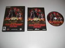 ESCAPE FROM PARADISE CITY PC DVD ROM ORIGINALE Rilascio Veloce Secure POST