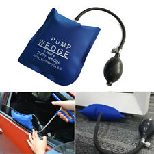 Air Pump Wedge inflatable Bag Up Clamp Shim Car Door Window Lock Entry Square