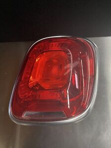 2014-17 Fiat 500 X Right Passenger Tail Light