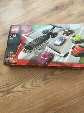 LEGO Cars Spy Jet Escape 8638 New