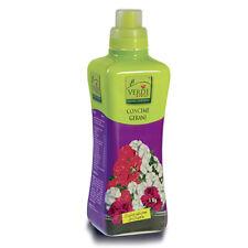 Concime nutrimento gerani - liquido 1 kg NPK 8-6-6 CON BORO RAME FERRO MANGANESE