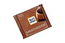 4x/8x Ritter Sport Choco Cocoa Mousse 🍫 genuine chocolate ✈ TRACKED SHIPPING