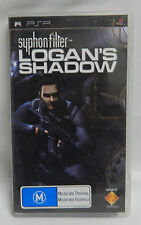 PSP - SYPHON FILTER LOGAN'S SHADOW - 1-8 PLAYERS - ONLINE MULTIPLAYER OPTION