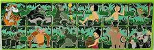 Disney Character Jungle Book Mystery Box Collection Complete Puzzle 12 Pin Set