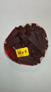 100  Stück  6 mm Distanzklötze  Abstandhalter Ausgleichsplättchen Unterlegholz
