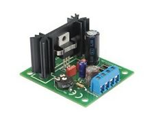 S689 - Spannungsregler AC/DC In 3-24V AC Out 1,2-24V DC 1A einstellbar Bausatz