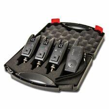 Saber Z3 3+1 Bite Alarm Carpfishing Avvisatori Acustici + Centralina A1280
