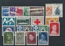 Niederlande Jahrgang 1957 Postfrisch nach NVPH Komplett