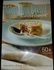 Mountain Bread Cookbook 50 plus Recipes Main Meals Wraps,Vegetarian, Desserts