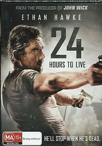 24 Hours To Live - Ethan Hawke, Qing Xu, Paul Anderson - DVD