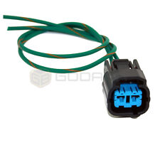1x Connector 2-way 2 pin for Evaporative Purge Emissions Canister OBDII IAT Hond