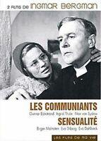 DVD : Les communiants + Sensualité - Ingmar Bergman