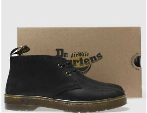 Dr Martens Carbrillo Black Ankle Boots Size 9 NEW