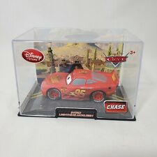 NEW in Box Disney Pixar Cars Intro Lightning McQueen Chase Series Diecast