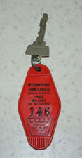 vintage International Dunes Pasco Motel room key fob Pasco WA Rm #146