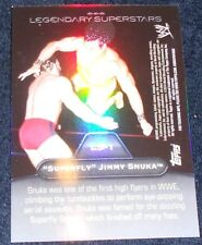 WWE 2010 - LEGENDARY SUPERSTARS -#LS-1 -SUPERFLY SNUKA / EVAN BOURNE