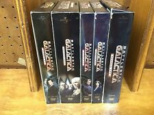 BATTLESTAR GALACTICA COMPLETE SEASONS #1-4, 1 2 2.5 3 4 DVD SET - AWESOME SHOW