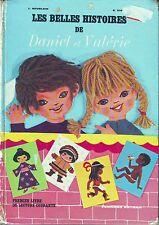 Les Belles Histoires de Daniel et Valérie  * Manuel de Lecture * fin CP * NATHAN