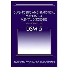 HARDCOVER DSM-5 Diagnostic and Statistical Manual of Mental Disorders DSM-5