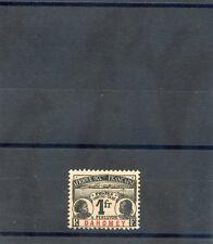 DAHOMEY Sc J8(YT T8)*F-VF LH $75