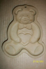 Pampered Chef Teddy Bear Cookie Mold