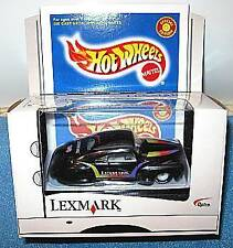 1998 LEXMARK MERCURY HOT WHEELS NIB