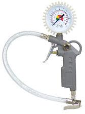 Druckluft Reifenfüller Reifenfüllgerät Reifenfüllmesser Reifenfüll Pistole BGS 2