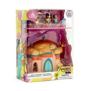Disney 2021 Animators Collection Littles Princess Jasmine Palace Playset