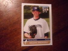 2012 HELENA BREWERS Single Cards YOU PICK FROM LIST $1 to $2 each OBO