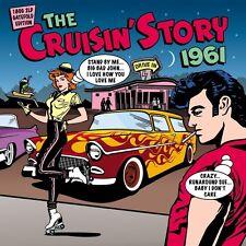 THE CRUISIN' STORY 1961-180G 2LP GATEFOLD 2 VINYL LP NEW+