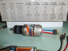 Brushless  Getriebe motor Permax BL-480/4G mit Regler