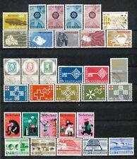 Nederland jaargangen 1967 - 1969 gebruikt zonder de blokken (2)