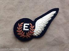Original Royal Air Force (RAF) 1950/60/Cold War Flight Engineer Silk Brevet Wing