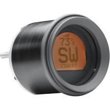 Dakota Digital Black/Black 2-3/16 Stand-Alone LCD GPS Compass for 96-13 Harley