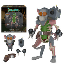 """FUNKO RICK AND MORTY PICKLE RICK 5"""" ACTION FIGURE"""