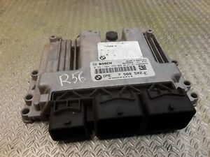 MINI COOPER R56 Engine ECU Control Unit Cooper R56 1.6 Petrol 88kw 7588502