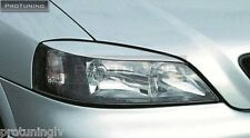 Opel Vauxhall Astra G 98-05 Headlamp Eyebrows Eyelids eye brow lid mask cover gs