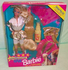 Hollywood Hair Barbie 1993 NRFB NR
