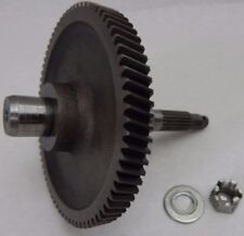 1979 Genuine Honda Express NC 50 OEM Final Drive Gear Rear Axle w Hardware NC50