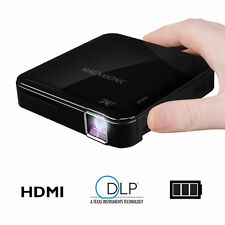 Magnasonic Mini Portable Pico Video Projector, HDMI, Battery