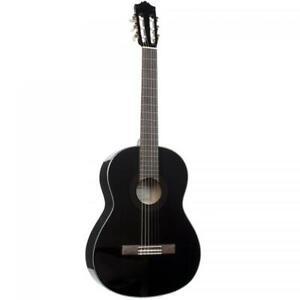 Yamaha C40 BL II Konzertgitarre schwarz  hochglanz 4/4 Größe, neues Modell, NEU