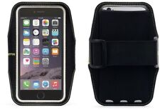 Griffin Trainer Sports Armband Case for 5.5 inch Apple iPhone 6 Plus (Black)