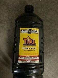 Tiki Brand Citronella Scented Torch Fuel, 1 Gallon Citronella Torch Fuel